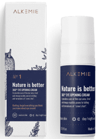 ALKEMIE Anti Age krem na okolice oczu 360° Nature is better