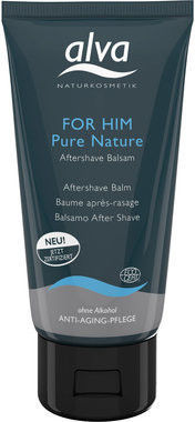 Alva Balsam po goleniu FOR HIM PURE NATURE