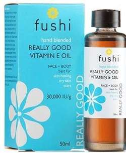 Fushi Really Good Vitamin E Skin Oil olejek do twarzy z witaminą E