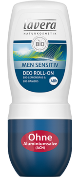 Lavera Men Sensitive Dezodorant 24 h roll-on