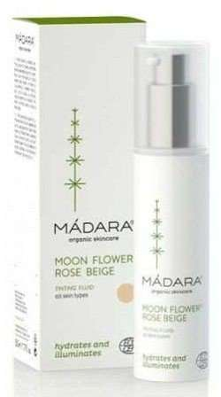 Madara fluid tonujący do twarzy Moon Flower 50 ml