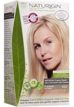 Naturigin Platinum Blonde 10.0