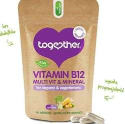 Together WholeVits Witamina B Complex z bioflawonoidami, 60 kapsułek